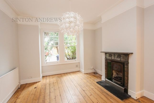 Thumbnail Terraced house to rent in Windermere Road, Ealing