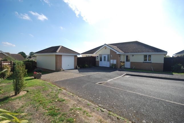 Thumbnail Detached bungalow for sale in Queen Elizabeth Court, Westward Ho, Bideford