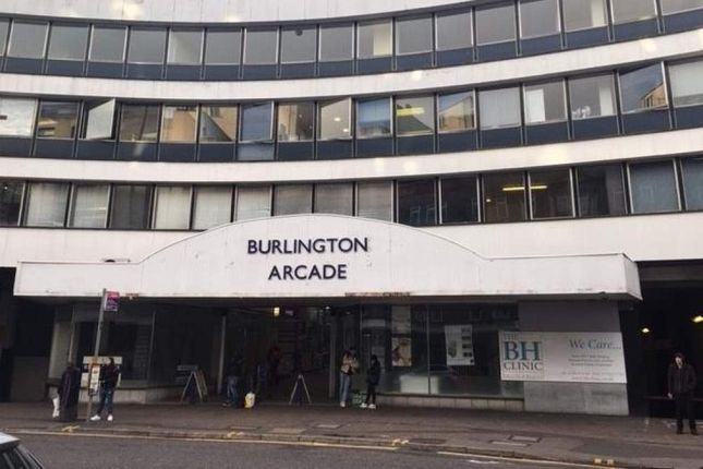 Office to let in Burlington Arcade, Bournemouth