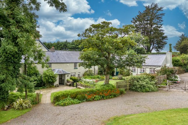 8 bed detached house for sale in Hayscastle Cross, Hayscastle, Haverfordwest SA62