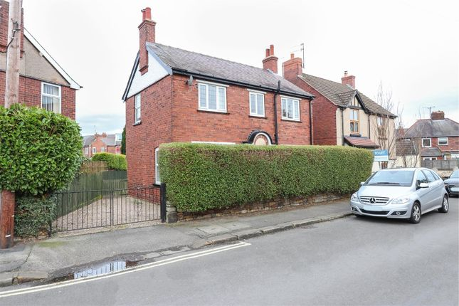 Thumbnail Detached house to rent in Rhodesia Road, Brampton, Chesterfield