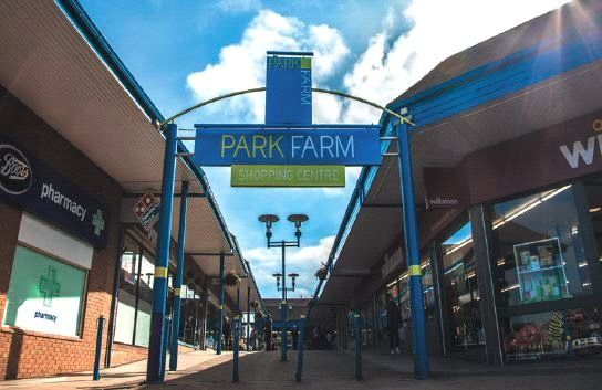 Thumbnail Retail premises to let in Park Farm Centre, Park Farm Drive, Allestree, Derby