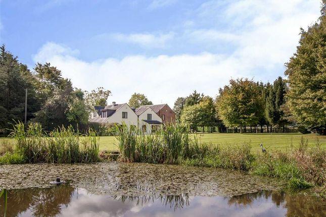 Thumbnail Detached house for sale in Mercaston, Ashbourne, Derbyshire