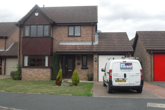 Thumbnail Detached house to rent in Churchfields, Tickton, Beverley