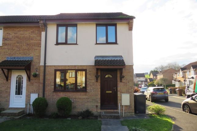 Thumbnail Property to rent in Slipperstone Drive, Ivybridge