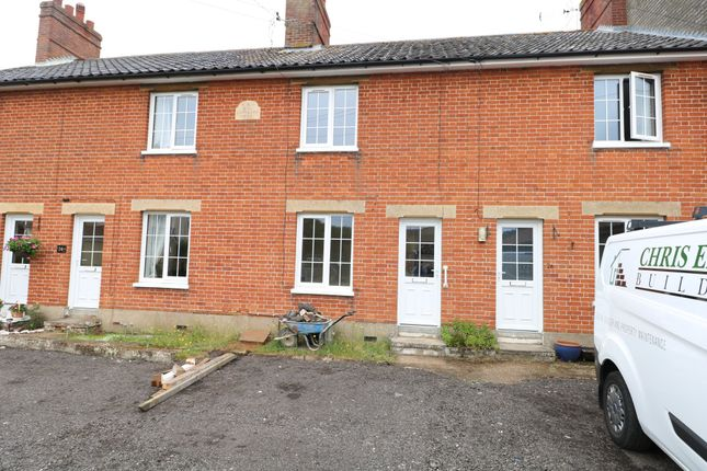 Thumbnail 2 bed terraced house to rent in Mission Road, Diss