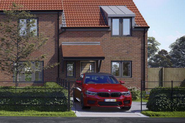 Thumbnail Property for sale in Woodsman Cottage, South Back Lane, Tollerton, York