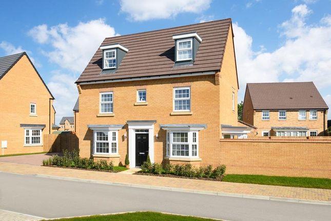 "Thumbnail Detached house for sale in ""Hertford"" at Carters Lane, Kiln Farm, Milton Keynes"