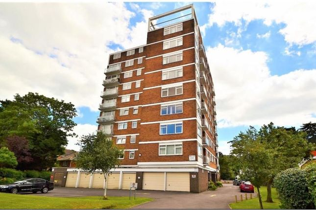 Thumbnail Flat to rent in Bath Road, Bournemouth