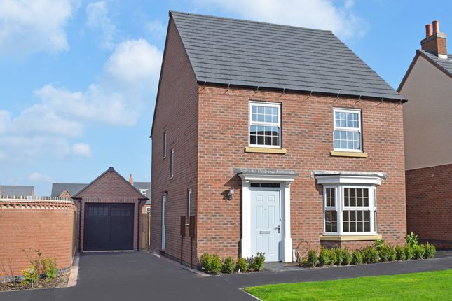"Thumbnail Detached house for sale in ""Irving"" at Tamora Close, Heathcote, Warwick"