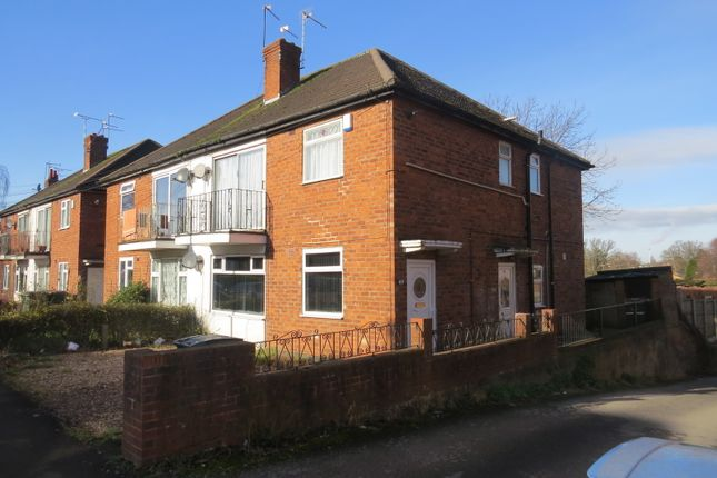 Thumbnail Maisonette to rent in Sunbury Road, Coventry