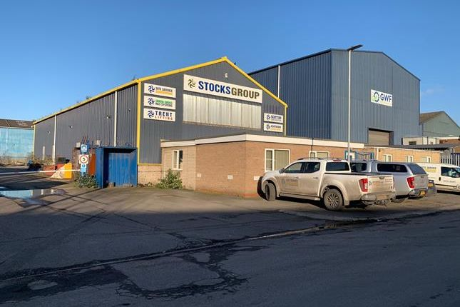Thumbnail Light industrial to let in Plot 18, Woodhouse Road, Scunthorpe, North Lincolnshire