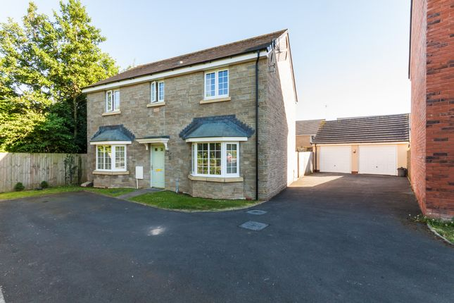 Thumbnail Detached house for sale in Catherine Close, Monmouth