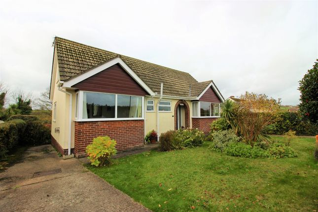 Thumbnail Detached bungalow for sale in Court Road, Torquay