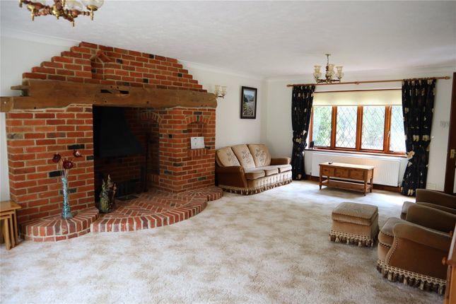 Sitting Room of Woodchurch, Ashford, Kent TN26