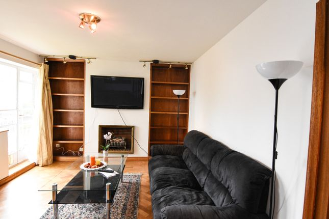 Thumbnail Flat to rent in Abercorn Place, London