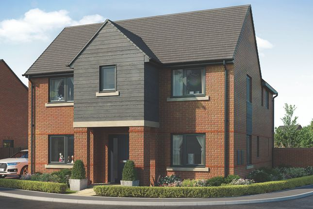 Thumbnail Detached house for sale in York Road, Telford