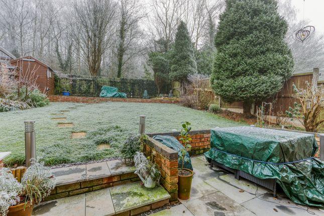 Garden of Rosehall Close, Redditch B98