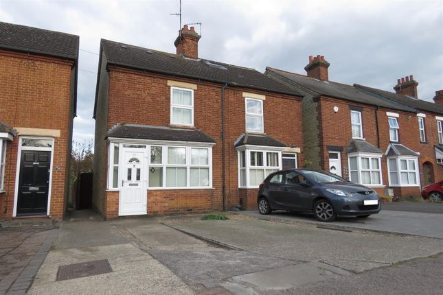 Thumbnail Semi-detached house for sale in Drove Road, Biggleswade