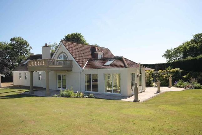 Thumbnail Detached house for sale in Dissington Lane, Newcastle Upon Tyne