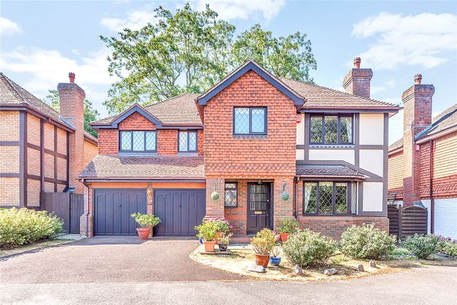 Thumbnail Detached house for sale in Ascot Mews, South Wallington