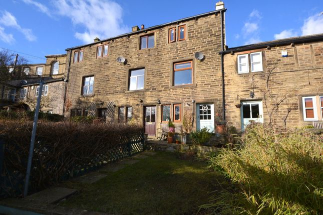 Thumbnail Terraced house for sale in Upperthong Lane, Upperthong, Holmfirth