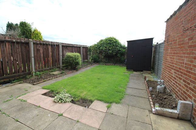 Rear Garden of Bexhill Avenue, Hull, East Yorkshire HU9