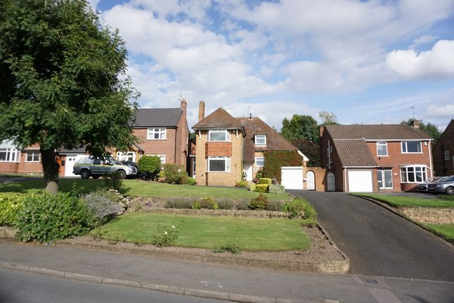 Thumbnail Detached house for sale in Cotwall End Road, Dudley, West Midlands