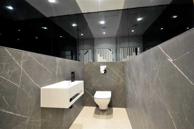 Downstairs WC of High Bank, Altrincham WA14