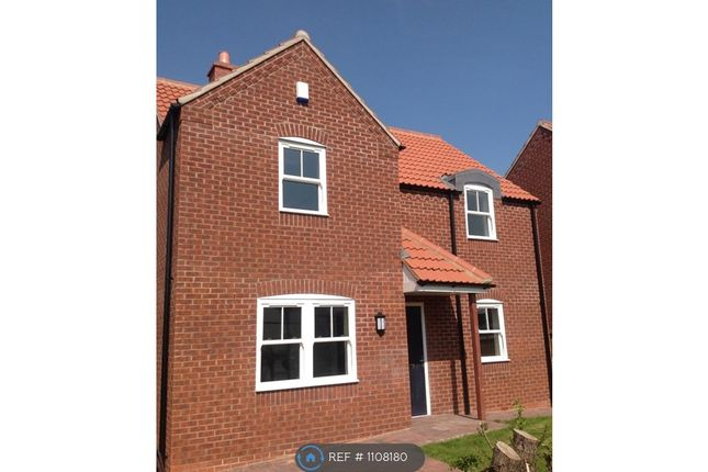 3 bed detached house to rent in Chapel Lane, Immingham DN40