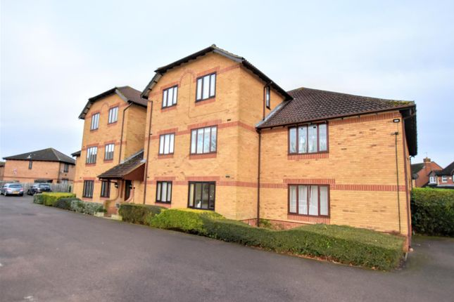 1 bed flat for sale in Hirondelle Close, Duston, Northampton NN5