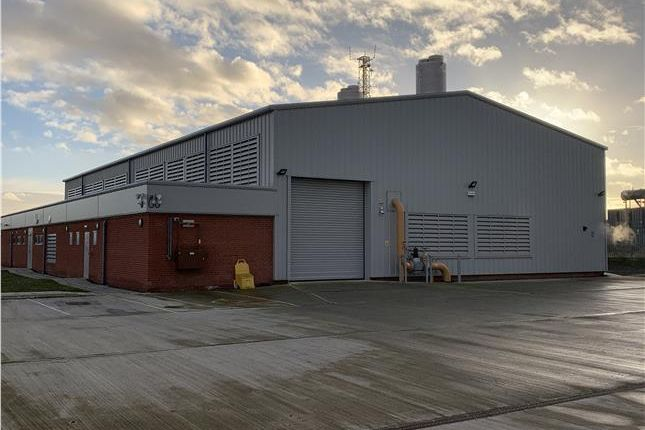 Thumbnail Commercial property for sale in Stor, Mannaberg Way, Sawcliffe Industrial Estate, Scunthorpe, North Lincolnshire