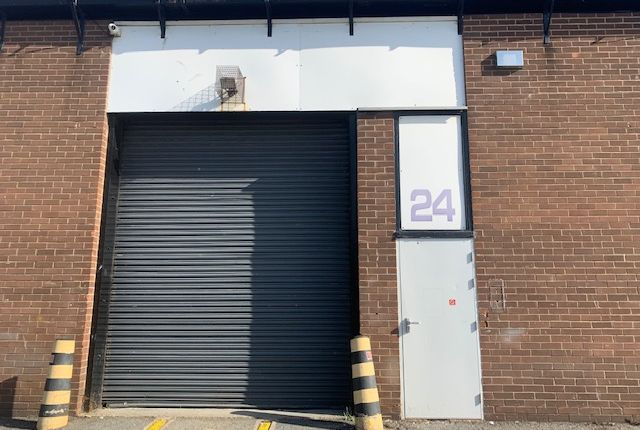Thumbnail Industrial to let in Unit 24 Hartlepool Workshops, Usworth Road, Hartlepool