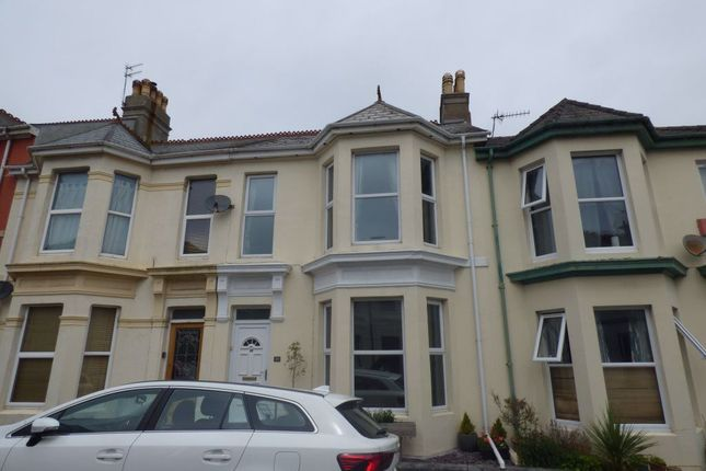 Thumbnail Property to rent in Knighton Road, Plymouth, Devon