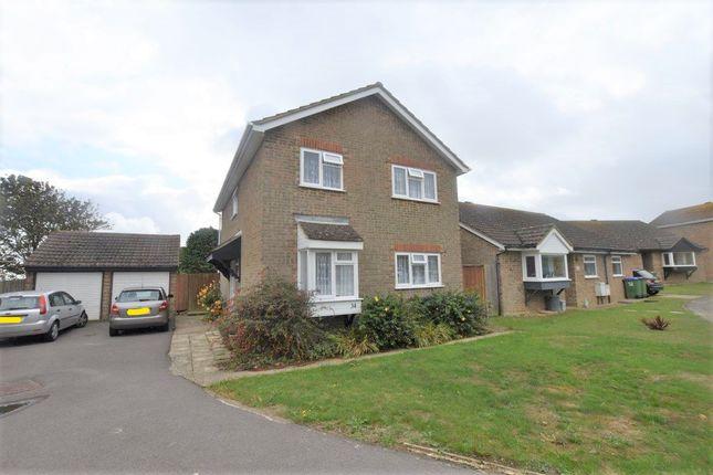 Thumbnail Detached house for sale in Coney Furlong, Peacehaven