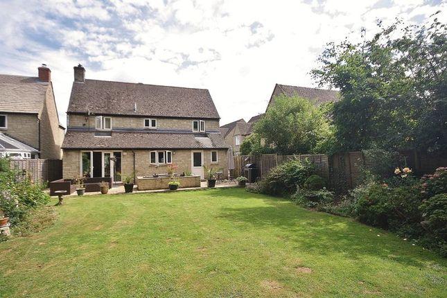 Thumbnail Detached house for sale in Hurst Lane, Freeland, Witney