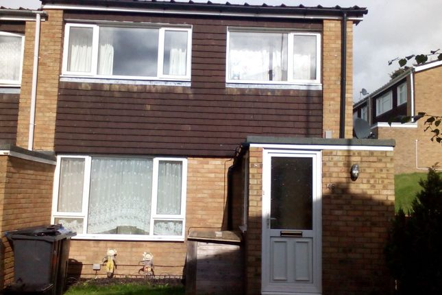 Thumbnail Semi-detached house to rent in Gainsborough Close, Salisbury