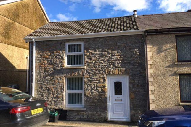 Thumbnail Terraced house to rent in Graig Road, Godrergraig, Swansea