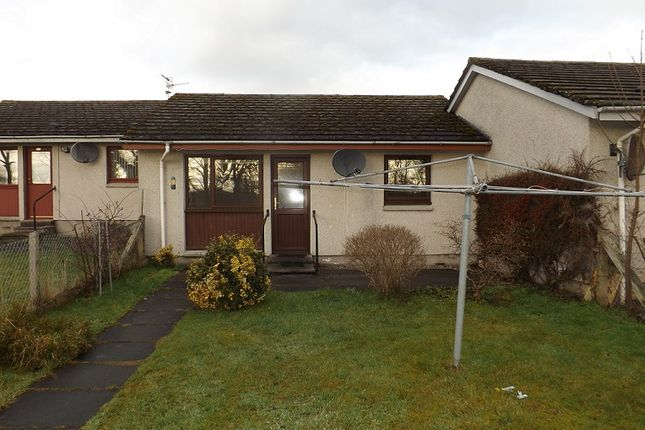 Thumbnail Terraced bungalow for sale in Westford, Alness