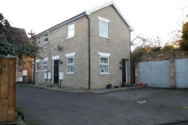 Thumbnail Flat to rent in Stowupland Road, Stowupland, Stowmarket