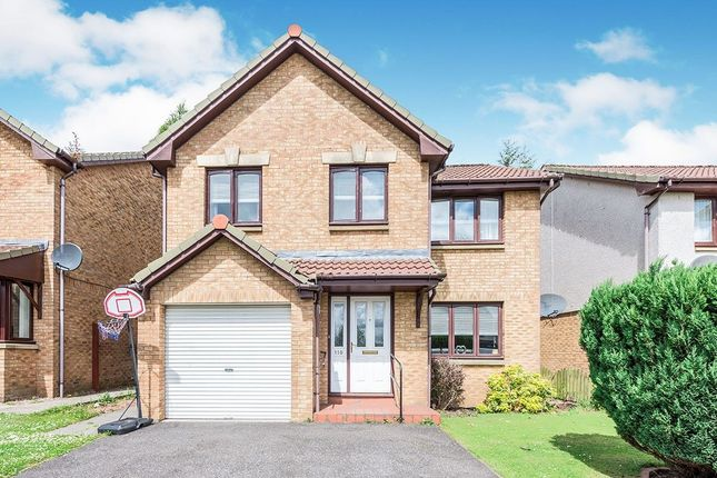 Thumbnail Detached house to rent in Waverley Crescent, Livingston