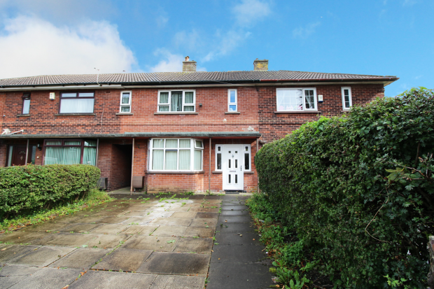 Thumbnail Semi-detached house for sale in Lilac Avenue, Rochdale, Lancashire