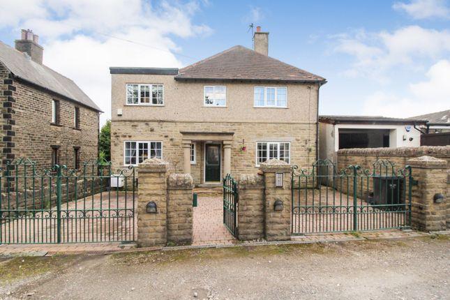 Thumbnail Detached house for sale in Denholme Gate Road, Hipperholme, Halifax, West Yorkshire