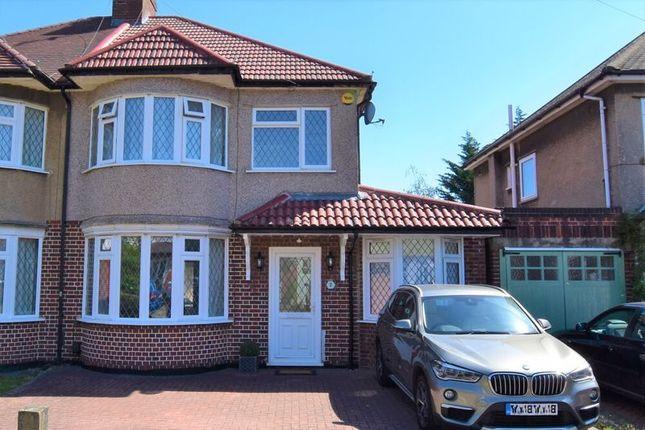 4 bed semi-detached house for sale in Leys Close, Harrow-On-The-Hill, Harrow HA1