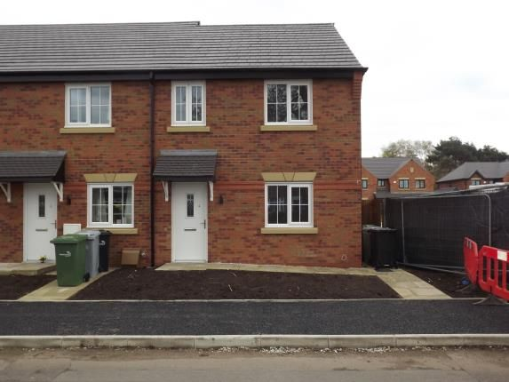 Front of Shepeards Mews, Sandbach, Cheshire, . CW11