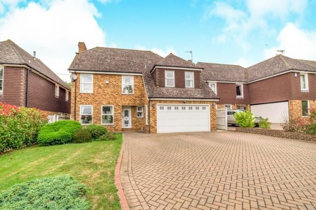 Thumbnail Detached house for sale in West Street, Hunton, Maidstone, Kent