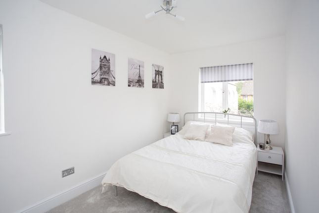 Bedroom Two of Alban Court, Burleigh Road, St. Albans, Hertfordshire AL1
