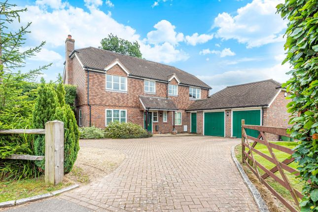 Thumbnail Detached house for sale in Stane Street, Five Oaks