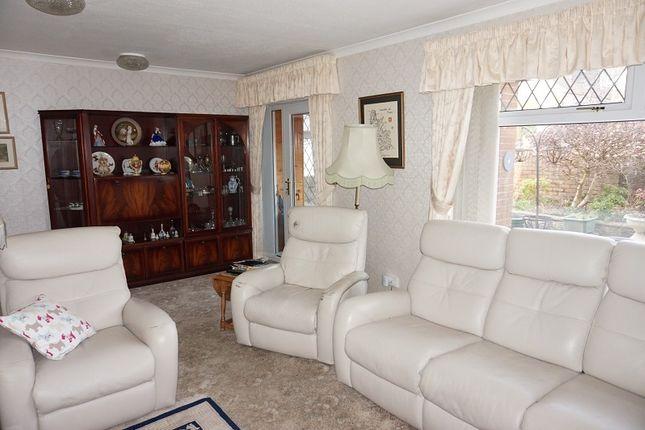 Lounge of Heol-Y-Groes, Litchard, Bridgend, Bridgend County. CF31
