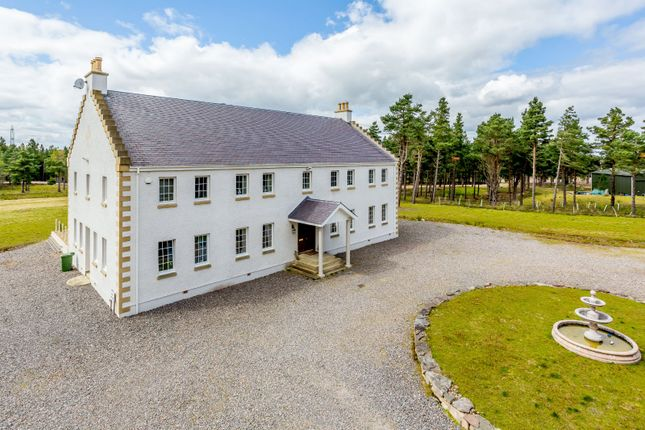 Thumbnail Country house for sale in Farr, Inverness